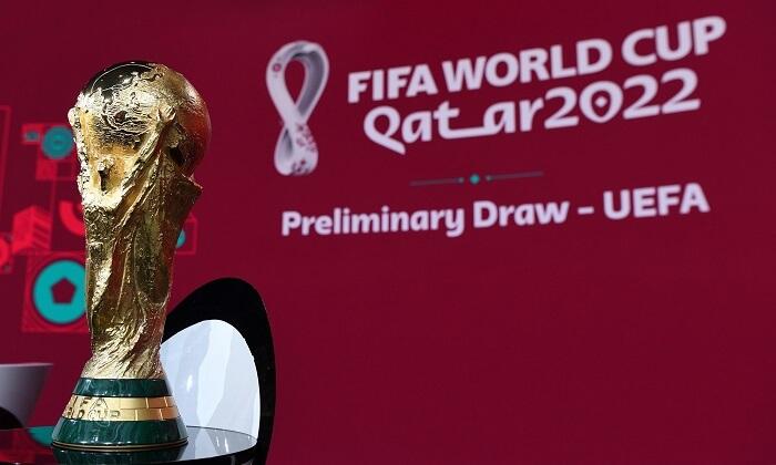 World Cup được tổ chức 4 năm 1 lần
