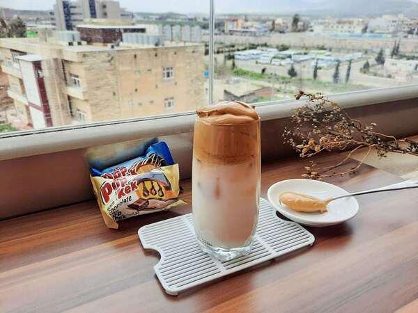 Cafe bọt biển
